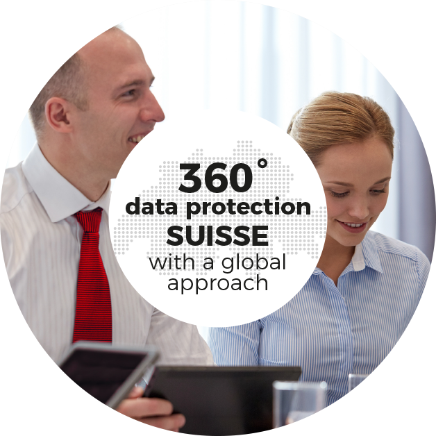 360° Data Protection Suisse with a global approach